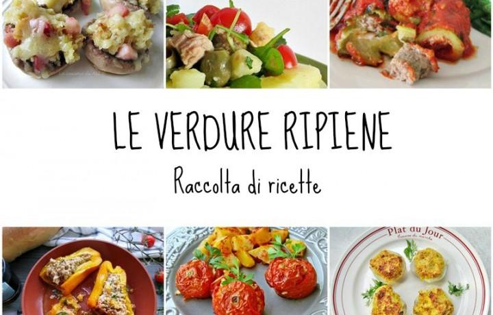 VERDURE RIPIENE Raccolta ricette