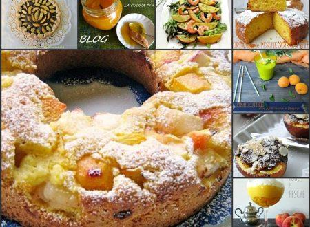 PESCHE Raccolta ricette