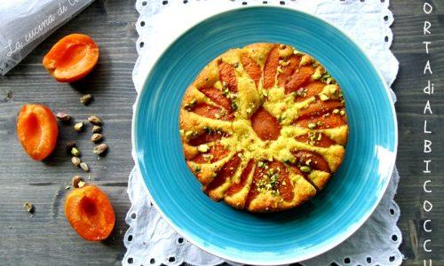TORTA DI ALBICOCCHE Ricetta dolce di frutta