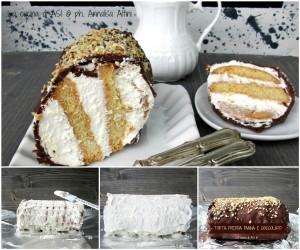 torta fredda ciocco panna