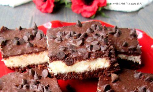 DOLCETTI CIOCCO-COCCO SENZA COTTURA Ricetta al cioccolato