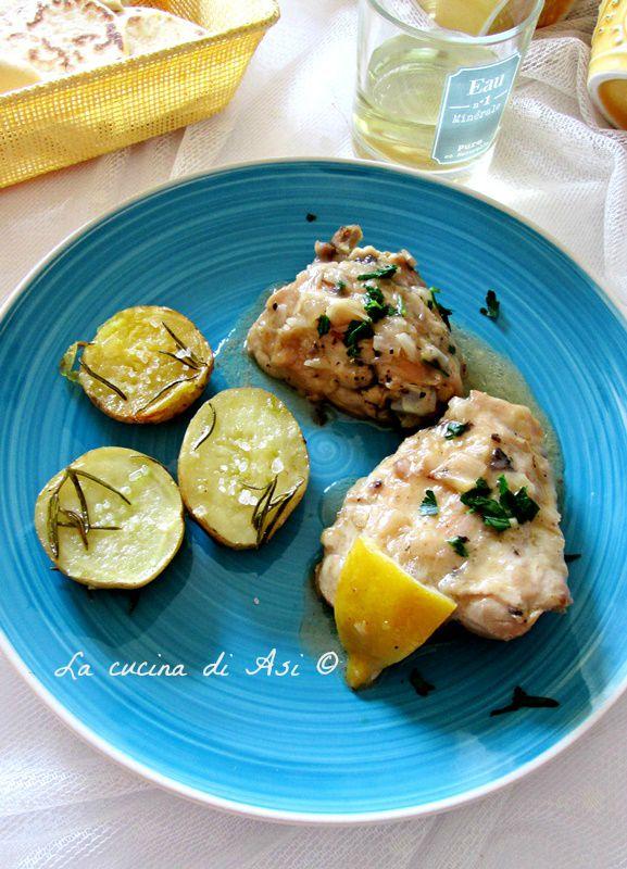 Pollo limone La cucina di ASI© BLOG