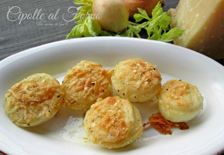 cipolle al forno La cucina di ASI blog õ