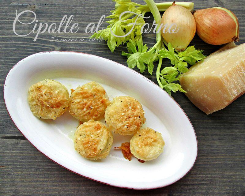 cipolle novelle al forno blog La cucina di ASI