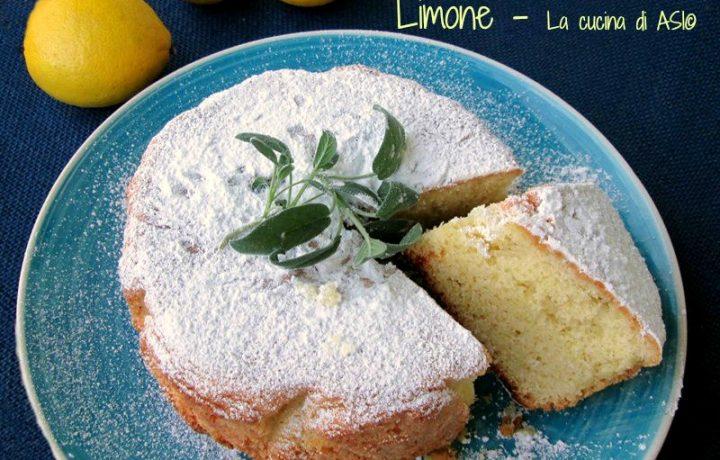PANDOLCE CON SALVIA E LIMONE Ricetta dolce senza burro