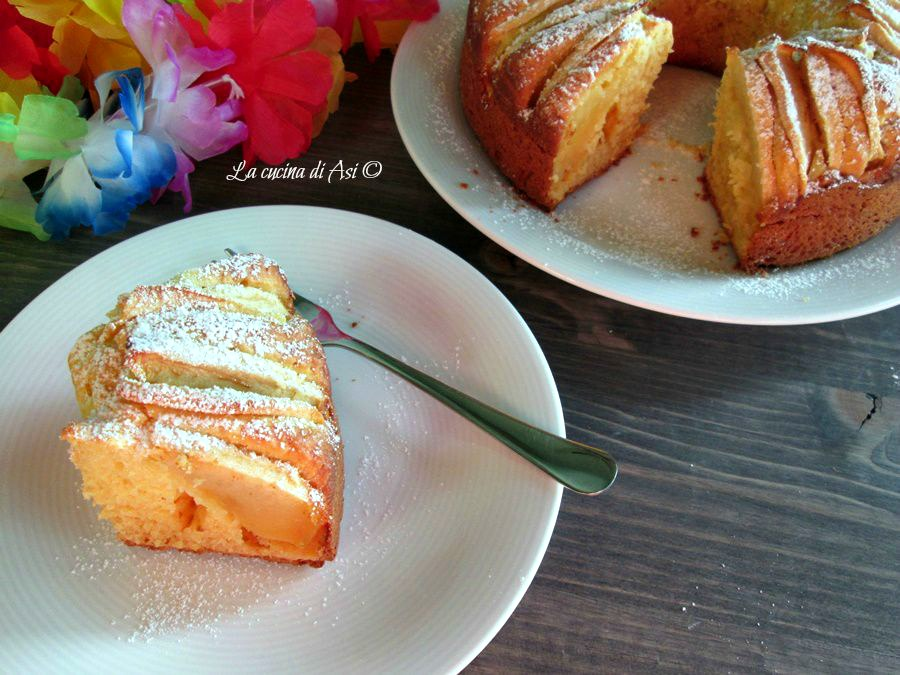 torta con mele
