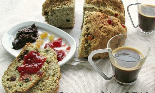 IRISH SODA BREAD Ricetta irlandese