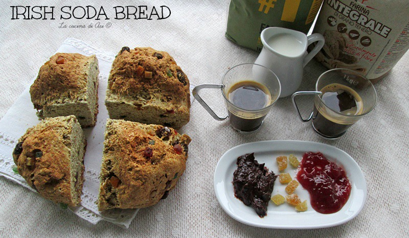 irish soda bread La cucina di Asi © blog