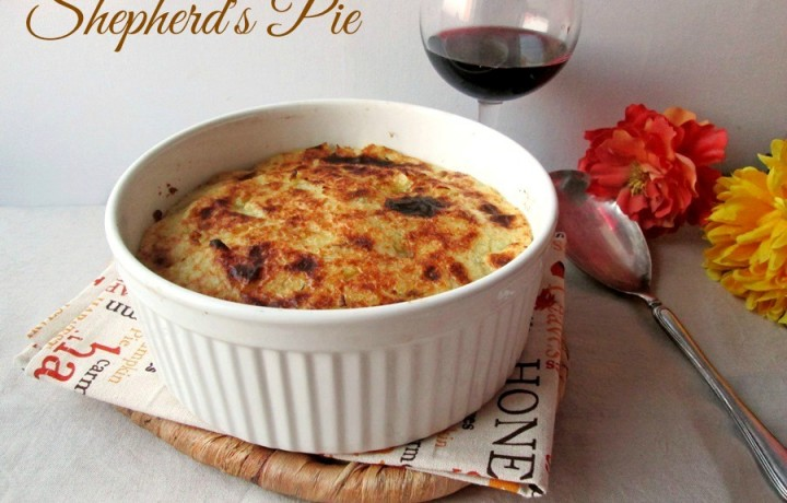 SHEPHERD'S PIE Ricetta anglosassone