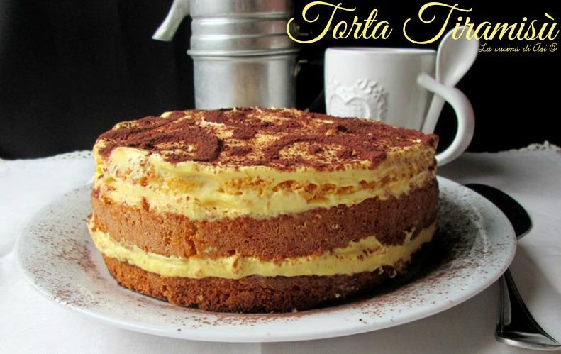 tiramisu Torta La cucina di ASI blog ©