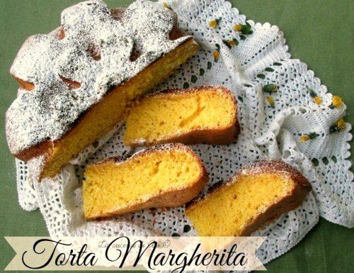 TORTA MARGHERITA Ricetta dolce