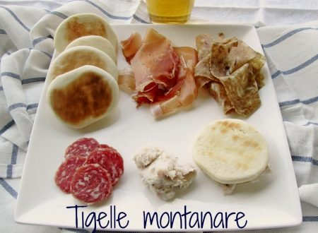 TIGELLE MONTANARE Ricetta emiliano-romagnola