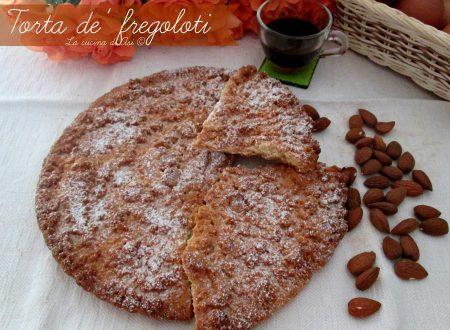 TORTA DE FREGOLOTI Ricetta dolce regionale