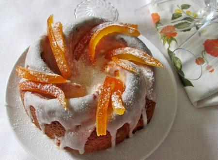 BUNDT ALL'ARANCIA Ricetta dolce