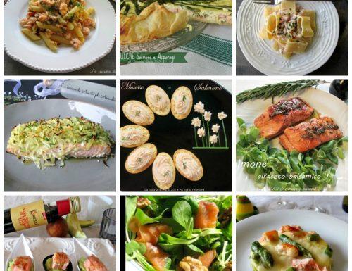 RICETTE CON IL SALMONE Ricette di pesce