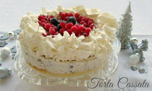 TORTA CASSATA Ricetta dolce
