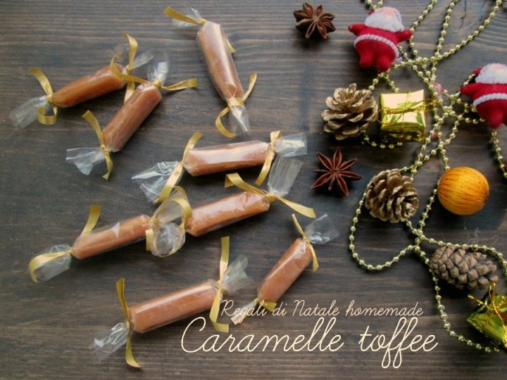 caramelle toffee
