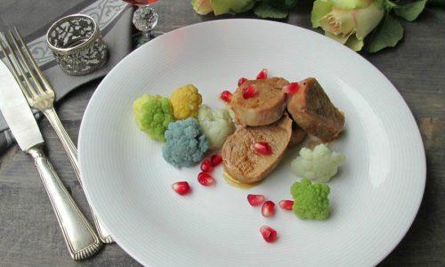 FILETTO DI MAIALE AL FORNO Ricetta secondo  di carne