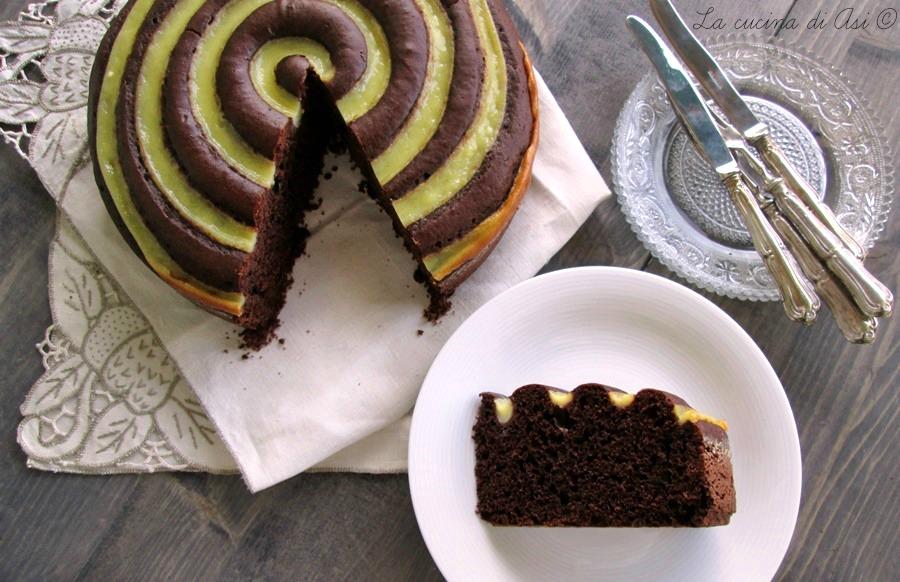 la torta girella