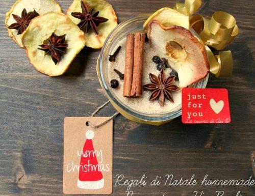 REGALI DI NATALE PREPARATO PER VIN BRULE Ricetta homemade