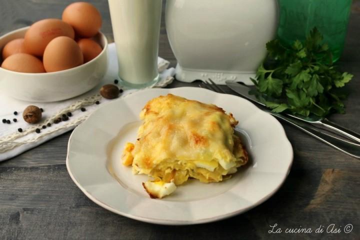 lasagne alla napoletana Blog La cucina di ASI © 2016