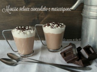 mousse veloce