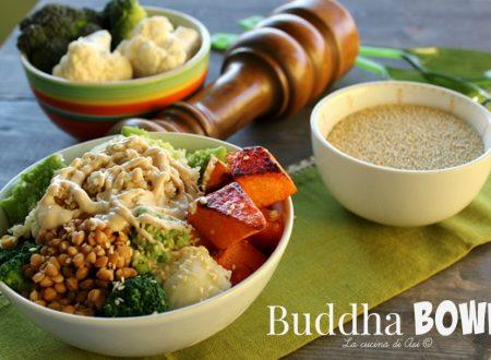 BUDDHA BOWL Ricetta piatto unico