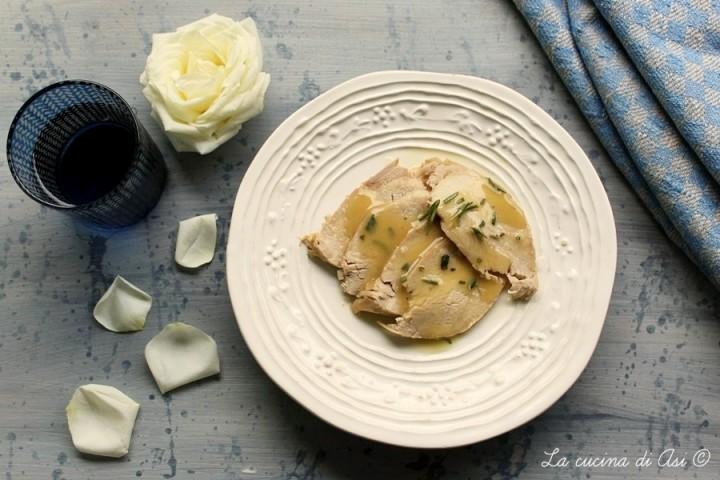 lonza a bassa temperatura Blog La cucina di Asi © 2016 ©