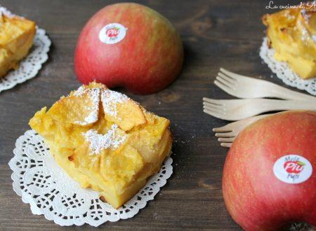 Dolce di mele-Ricetta dolce veloce
