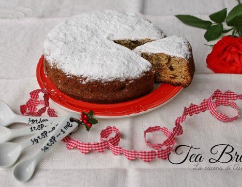TEA BREAD Ricetta dolce