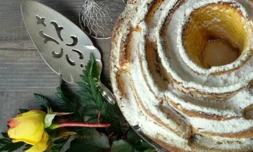 TORTA MASCARPONE e CREMA  di NOCCIOLA  Ricetta golosa