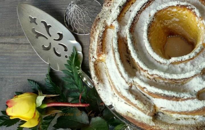 torta mascarpone nutella La cucina di ASI