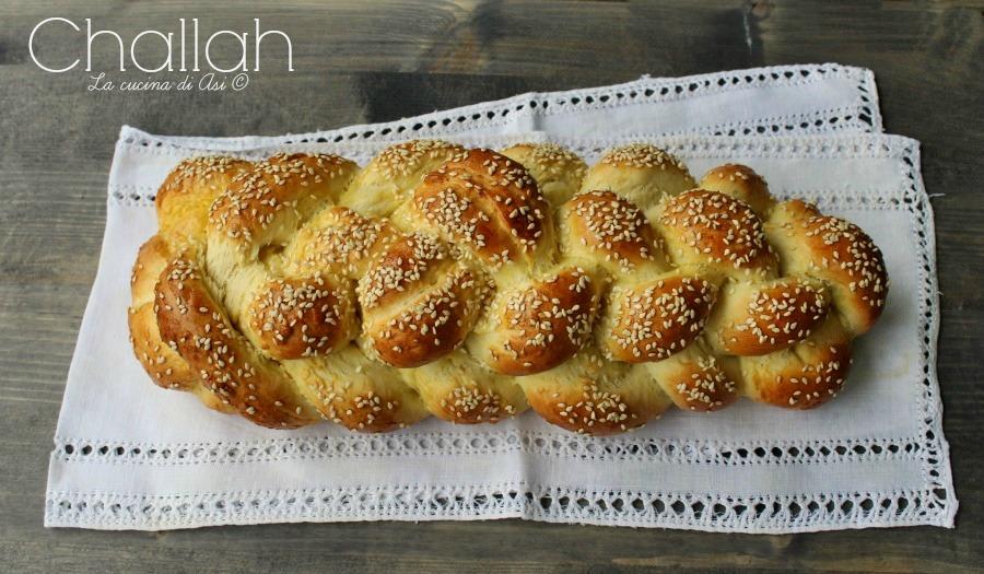Challah Pane Del Sabato Ricetta Preparazione Della Cucina