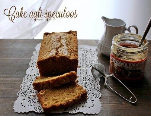 CAKE AGLI SPECULOOS Ricetta golosa