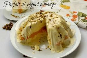 PARFAIT  DI YOGURT e MANGO Ricetta gelato