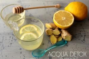 ACQUA DETOX Bevanda disintossicante