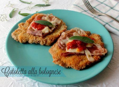 Cotoletta alla bolognese