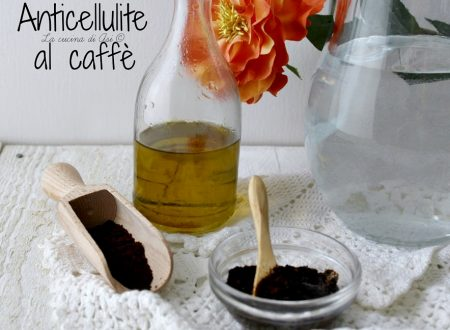ANTICELLULITE AL CAFFE'