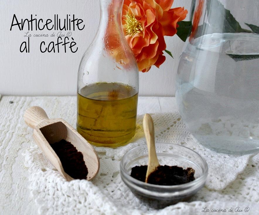 anticellulite al caffè