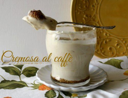 Cremosa al caffè