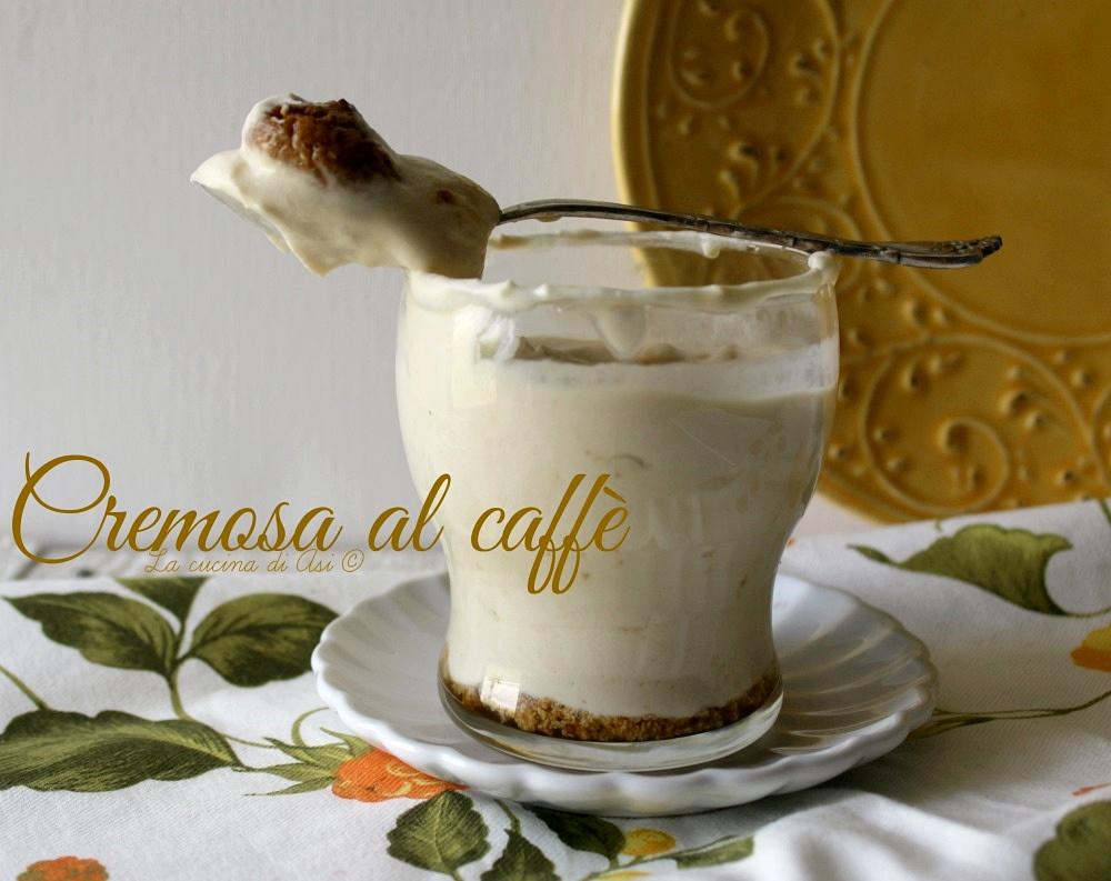 CREMOSA AL CAFFE'