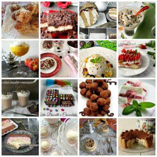 dolci estivi senza forno
