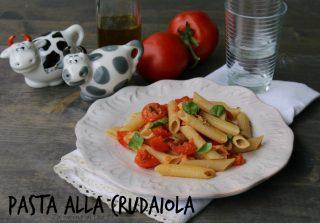 Crudaiola con pomodori