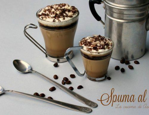 SPUMA AL CAFFE'