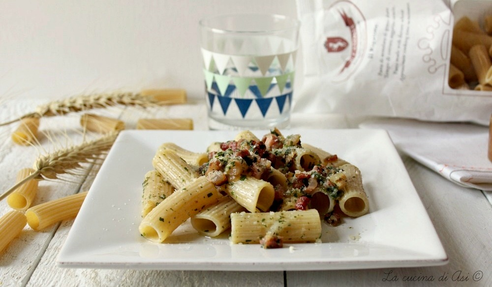 rigatoni all'abruzzese