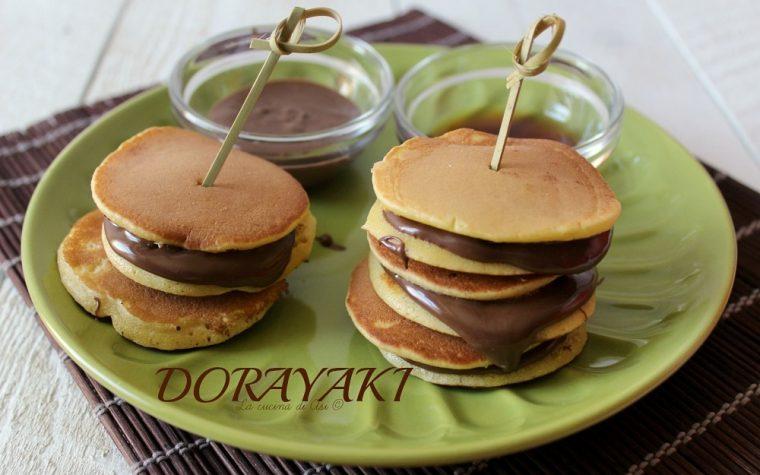 DORAYAKI ricetta di cucina giapponese