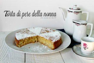torta-di-pere-della-nonna