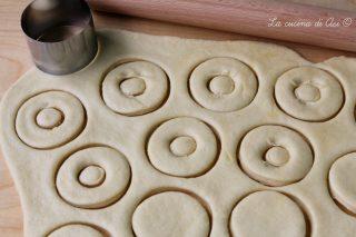 donuts ciambelle soffici al forno