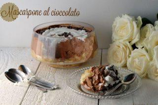 mascarpone al cioccolato