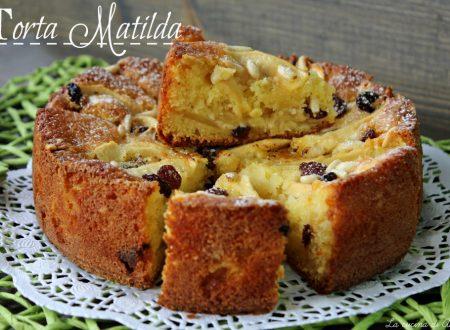 Torta Matilda – dolce alle mele